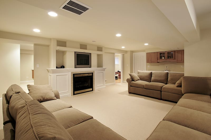 How to Deal with Basement Temperature Regulation - Econo Basement - Basement and Garage Services