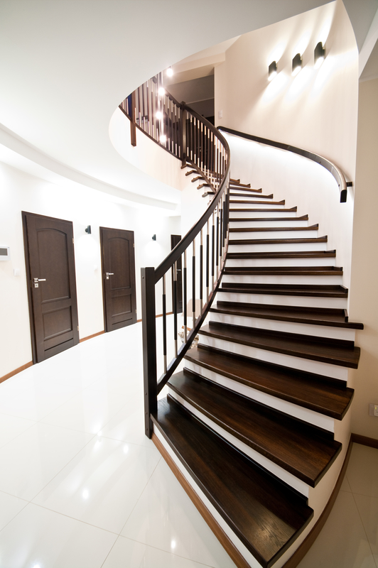Basement Staircase Design - Econo Basement - Basement and Garage Services - Featured Image